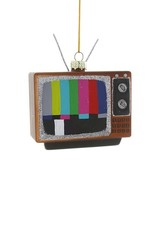 Cody Foster & Co. VINTAGE TELEVISION ORNAMENT