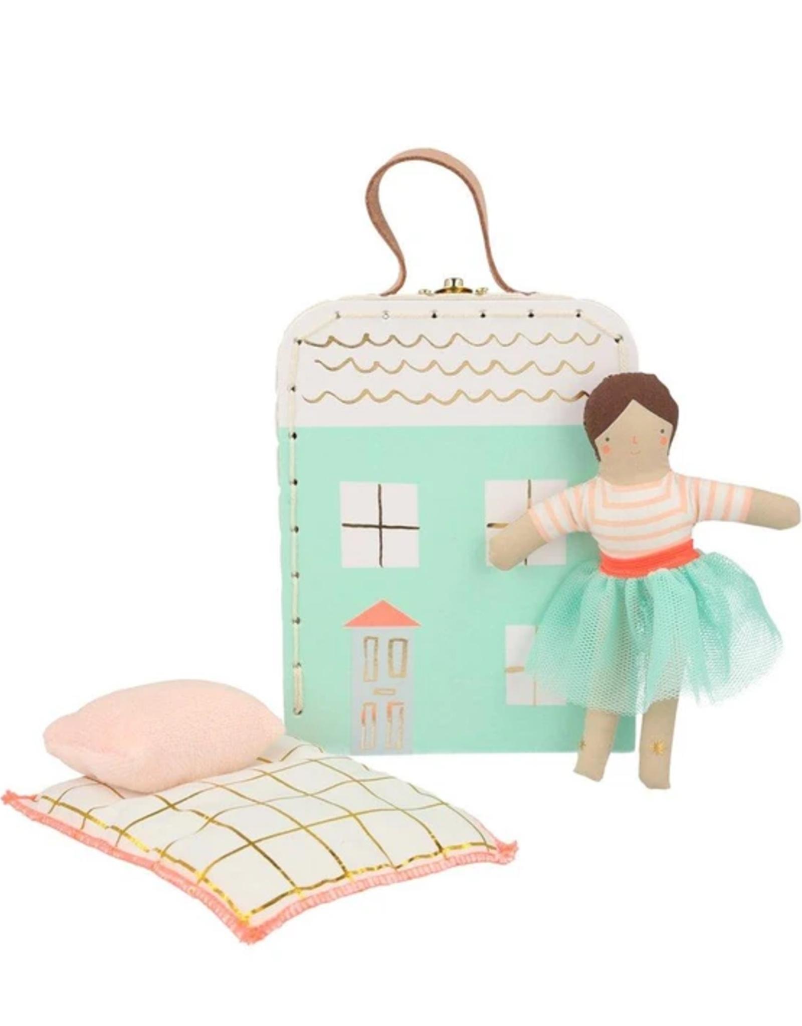 Meri Meri Mini Lila Doll Suitcase