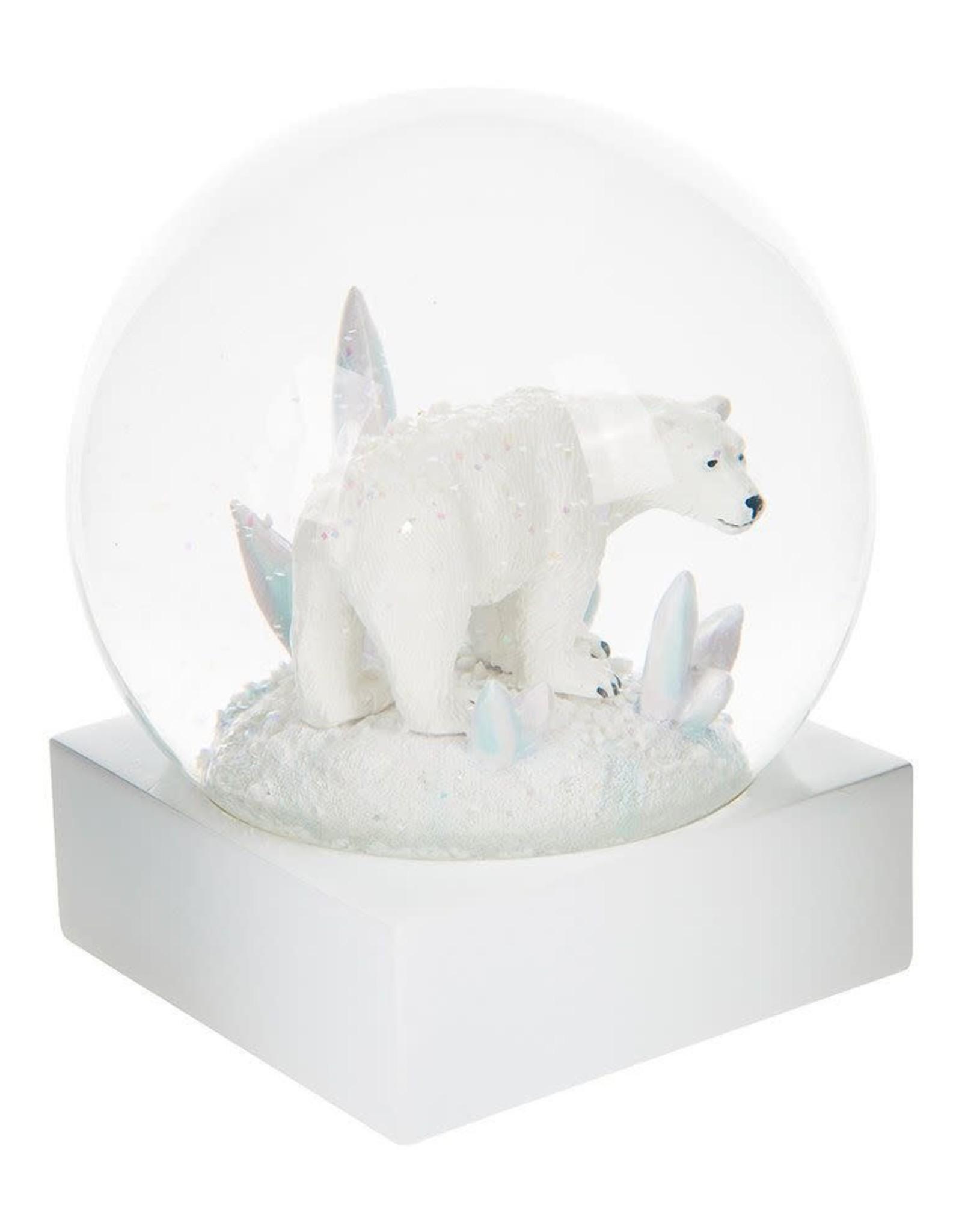 Cody Foster & Co. POLAR BEAR SNOWGLOBE