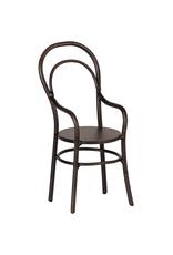 Maileg Mini Black Arm Chair