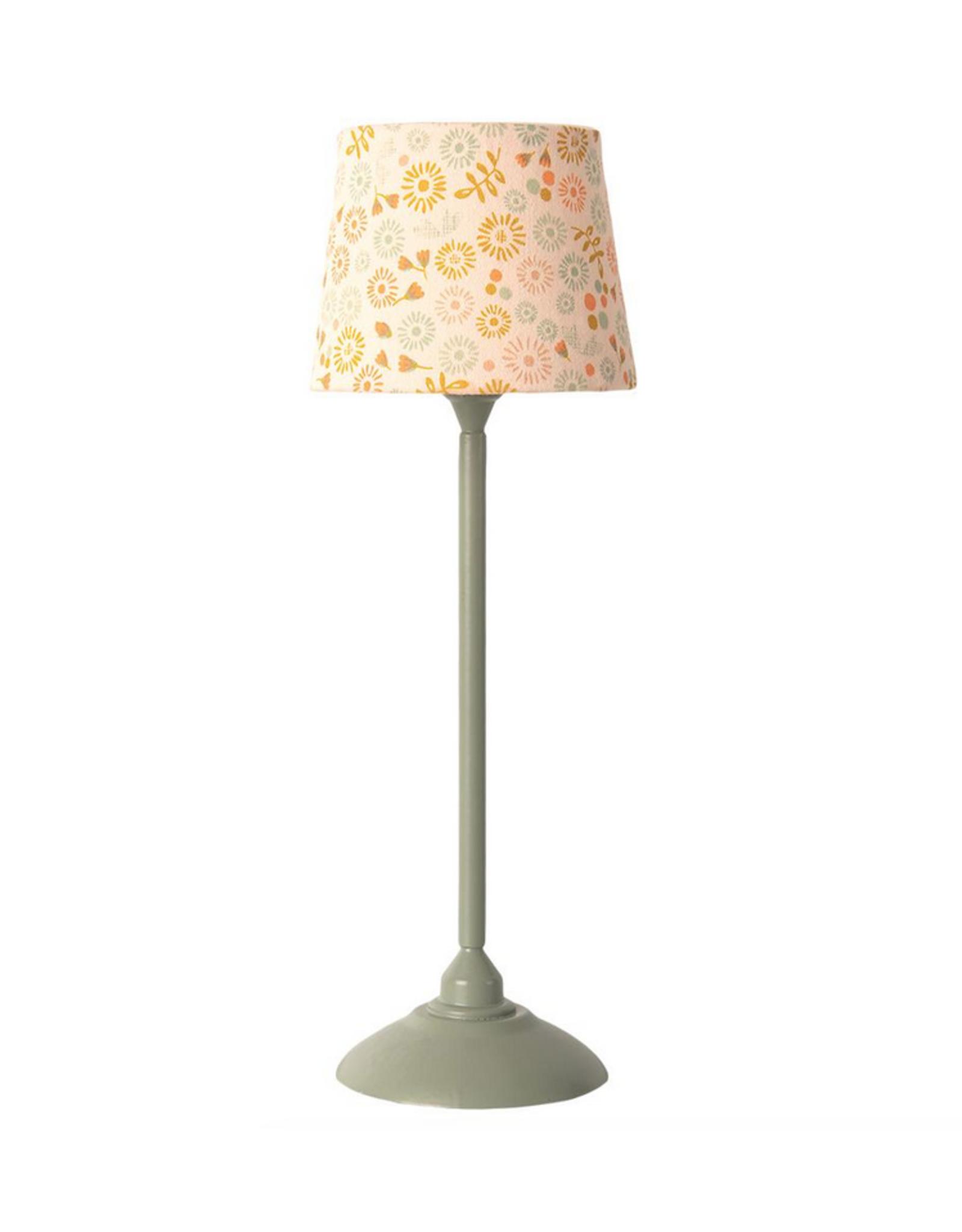 Maileg Miniature Mint Floor Lamp