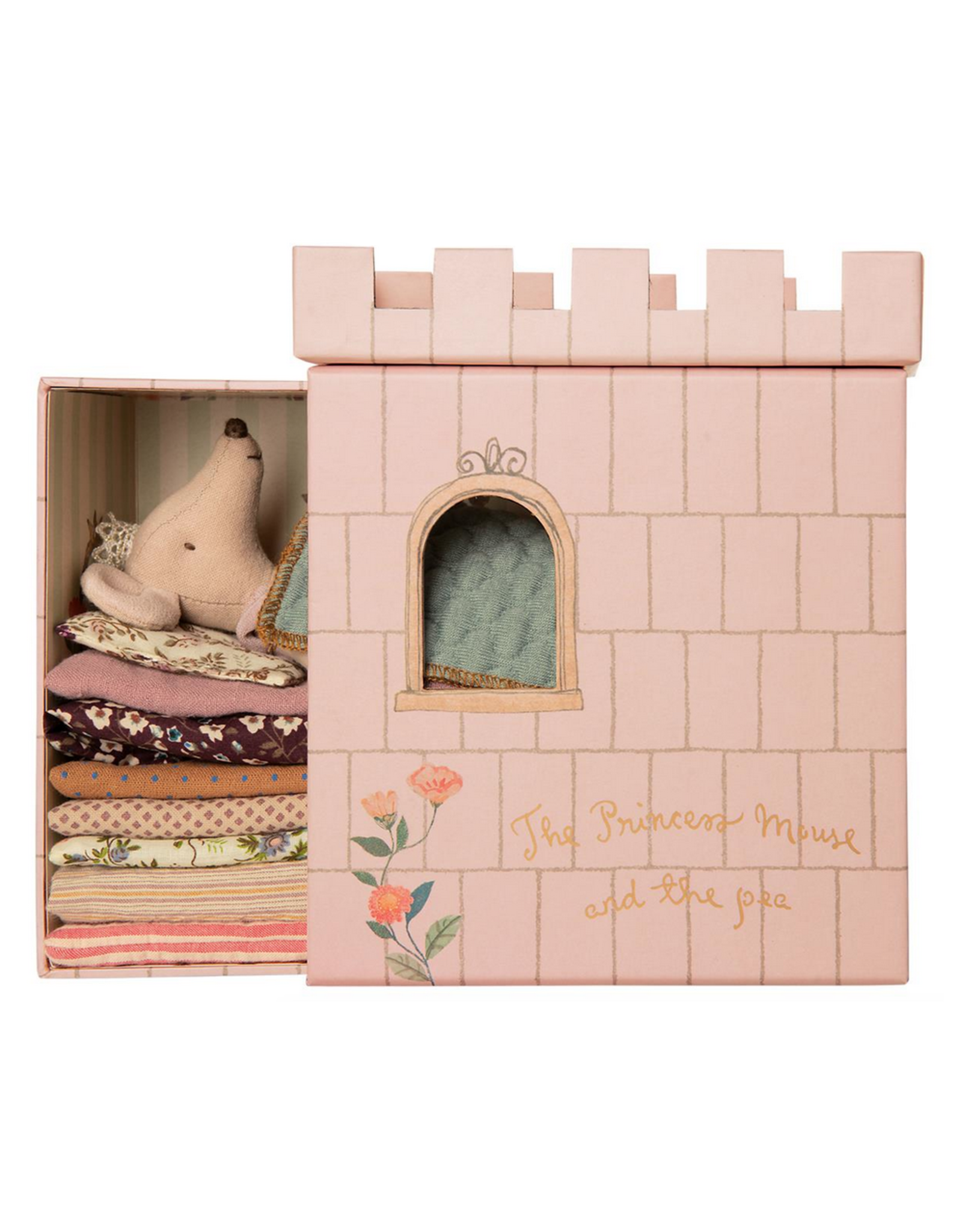 Maileg Princess and the Pea - Pink