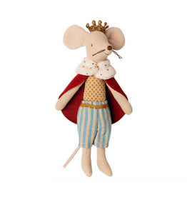 Maileg King Mouse