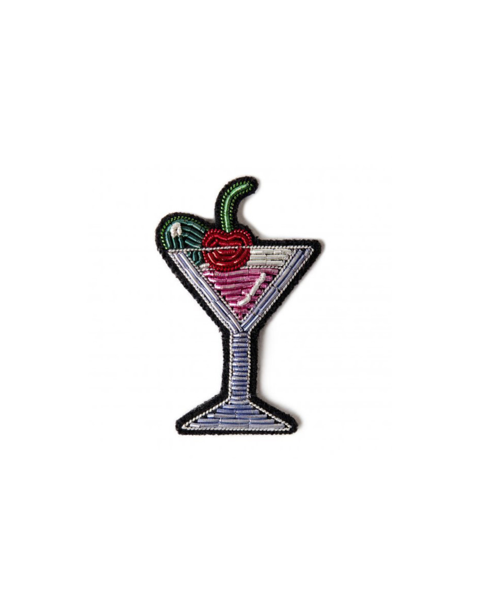 """Macon & Lesquoy """"Cocktail"""" Pin"""