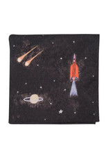 "H Tokyo Handkerchiefs ""Planets"" Handkerchief"