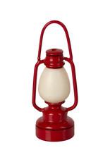 Maileg Miniature Vintage Lantern - Red