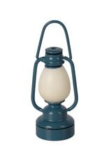 Maileg Miniature Vintage Lantern - Blue