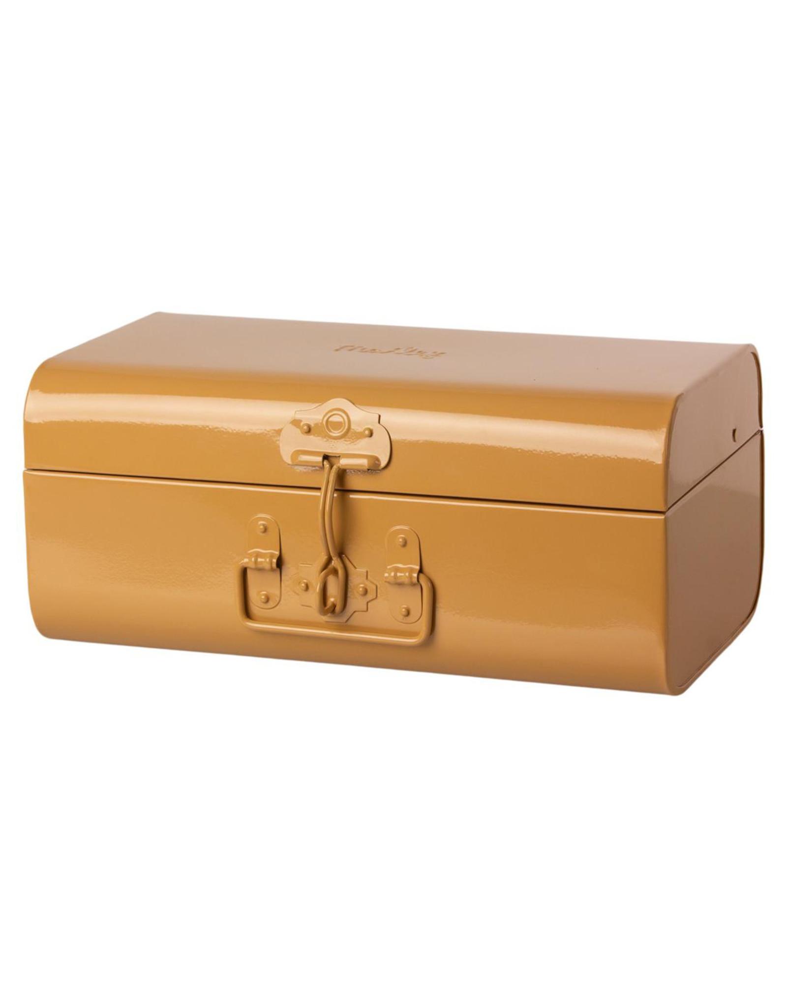 Maileg Small Storage Suitcase - Ocher