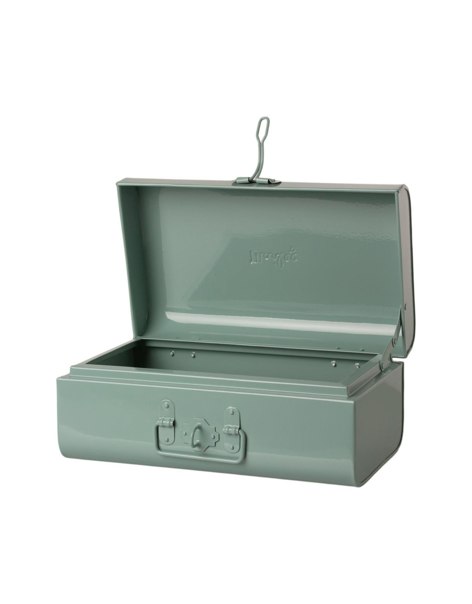 Maileg Small Storage Suitcase - Blue