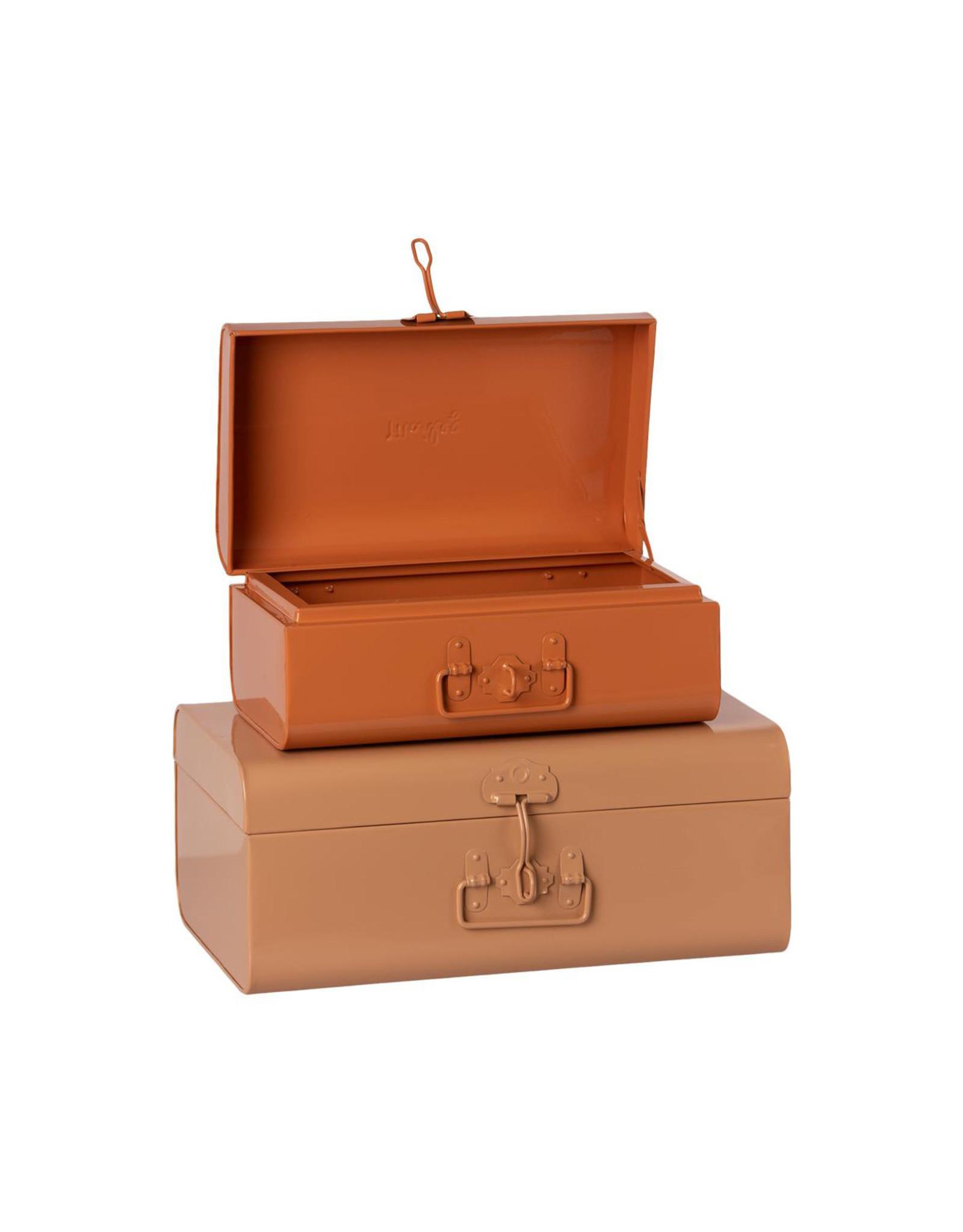 Maileg Large Storage Suitcase - Powder