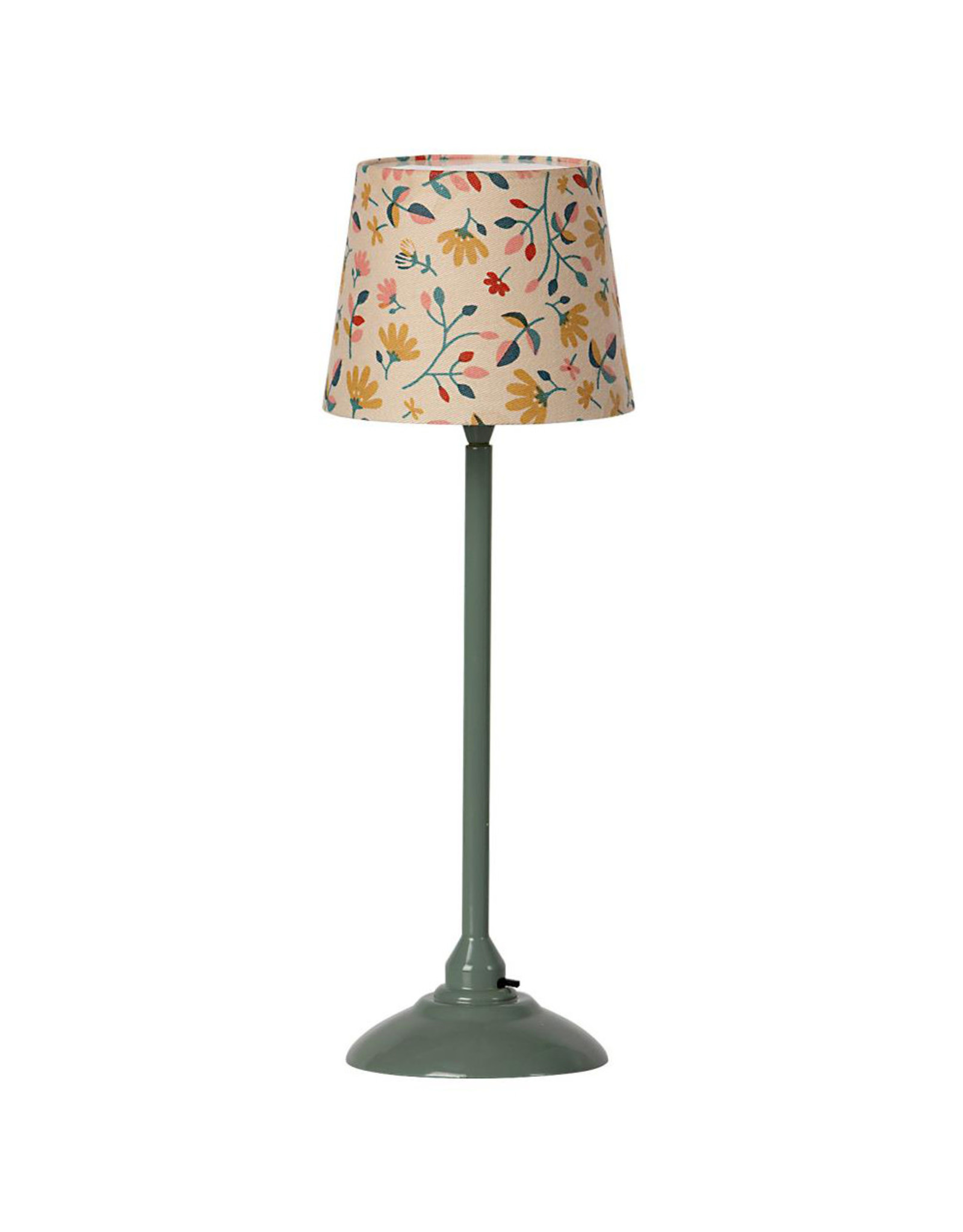 Maileg Miniature Dark Mint Floor Lamp