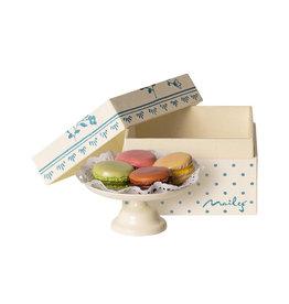 Maileg Pre-Order - Macarons et Chocolat Chaud Set