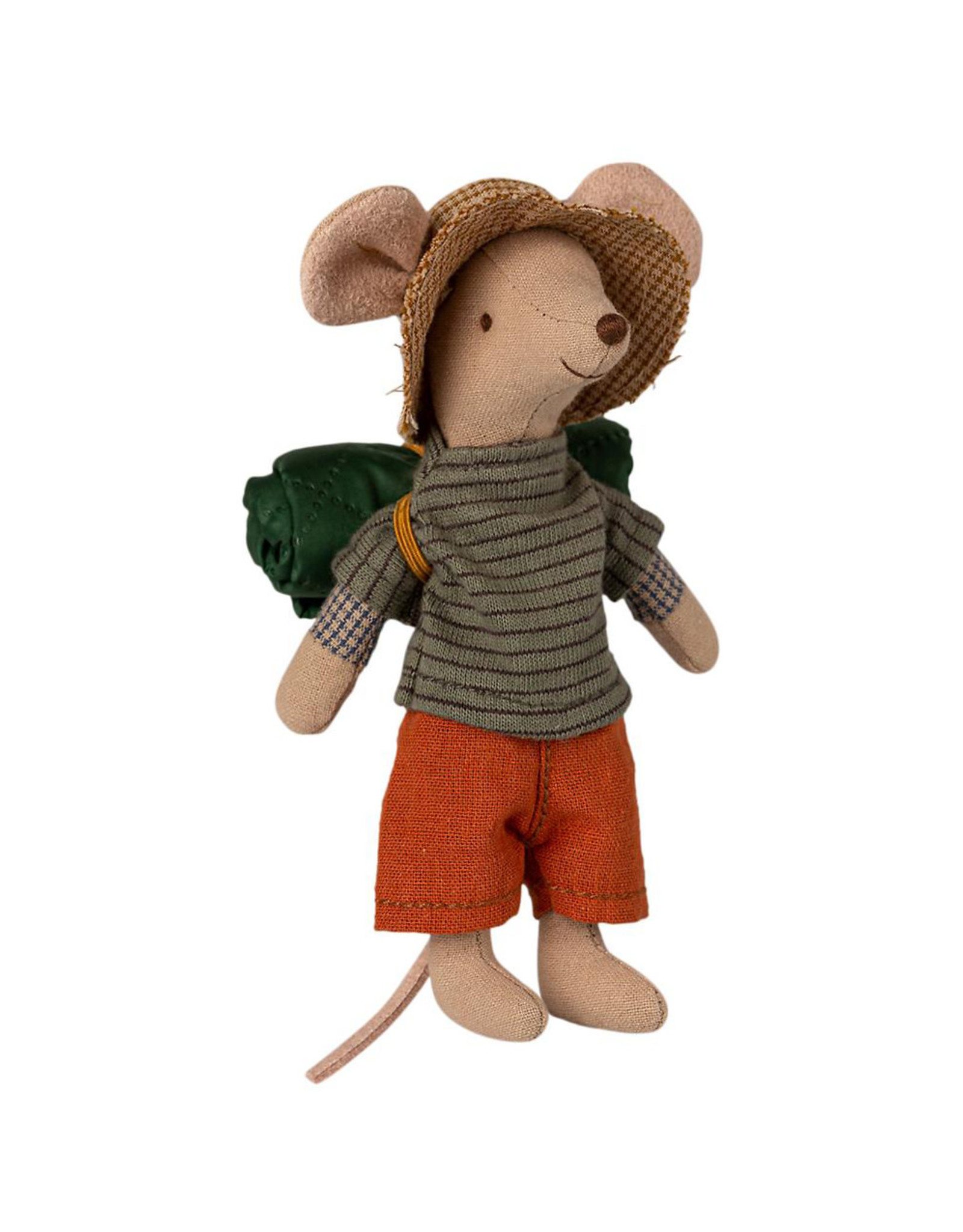 Maileg Hiker Big Brother Mouse