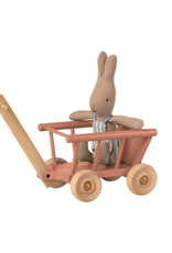 Maileg Mouse Wagon - Dusty Rose