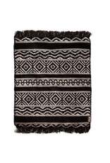 Maileg Miniature Black Rug