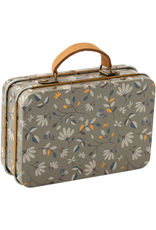 Maileg Metal Suitcase - Dark Merle
