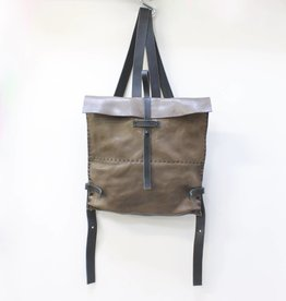 Engso Hand Crafted Convertible Leather Backpack