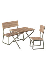 Maileg Miniature Garden Table + Chairs