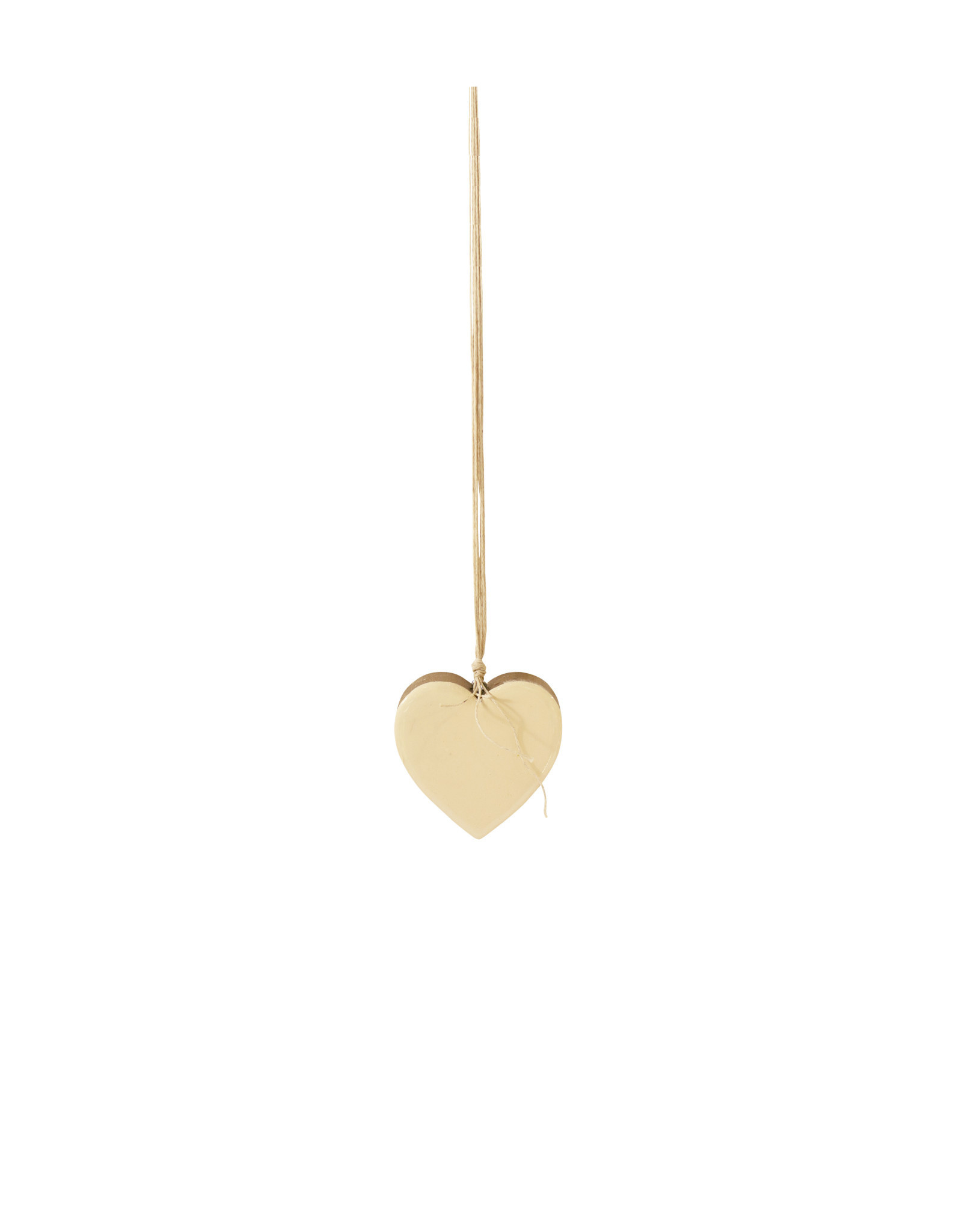 Entouquet Blush Extra Small Heart on String