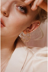 Sarah Mulder Jewelry Arya Earrings - Silver