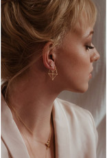 Sarah Mulder Jewelry Carice Earrings - Gold