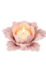 Indaba Pretty Petals Tealight - Pink