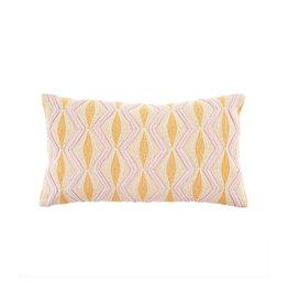 Indaba Tropez Pillow - Yellow