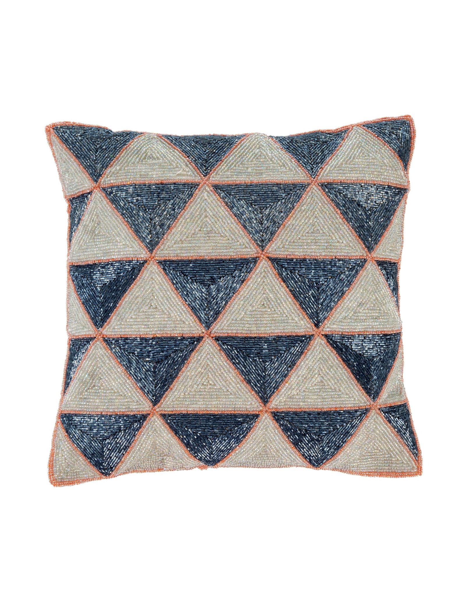 Indaba Beaded Celeste Pillow