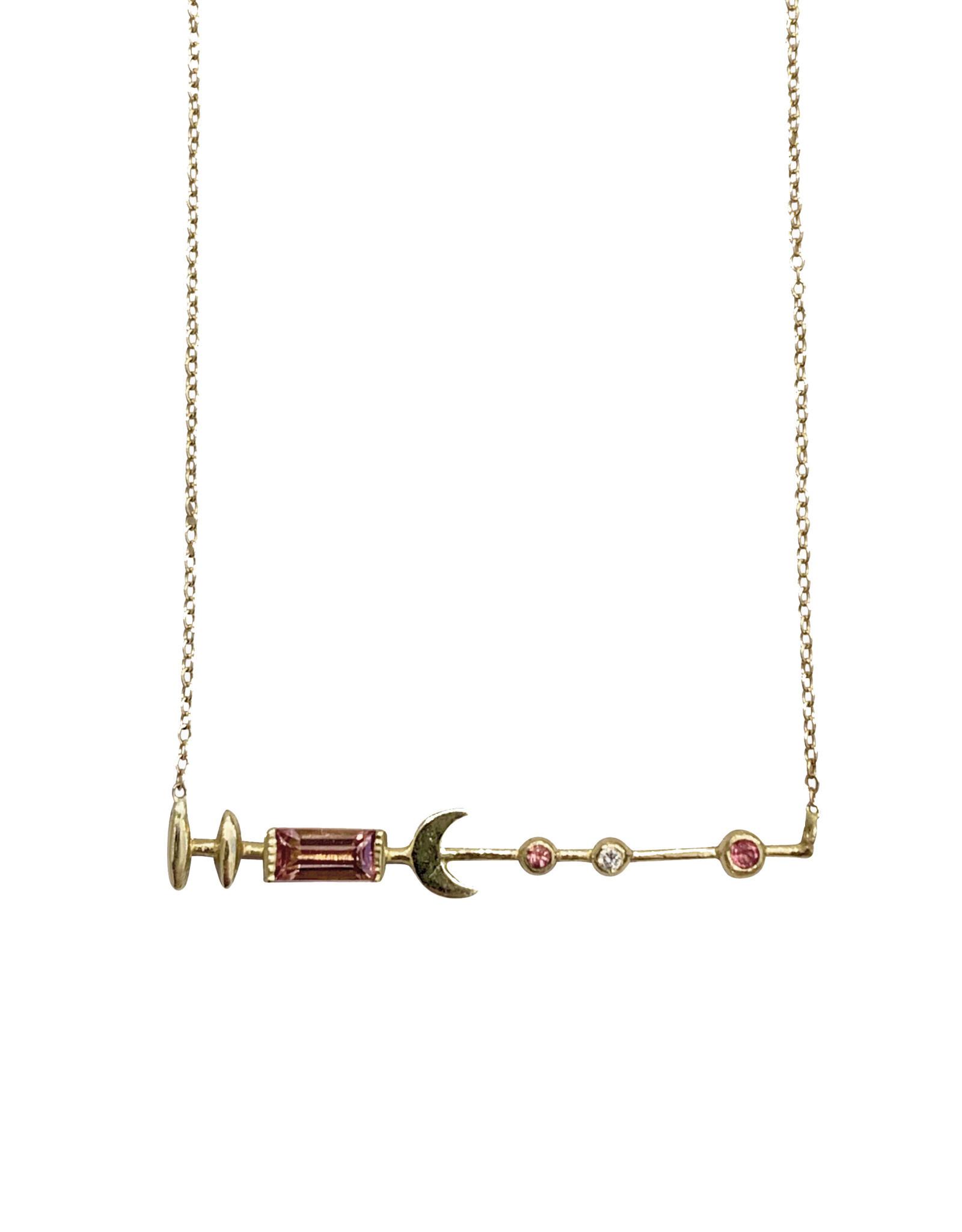 Lio & Linn Galaxy Necklace