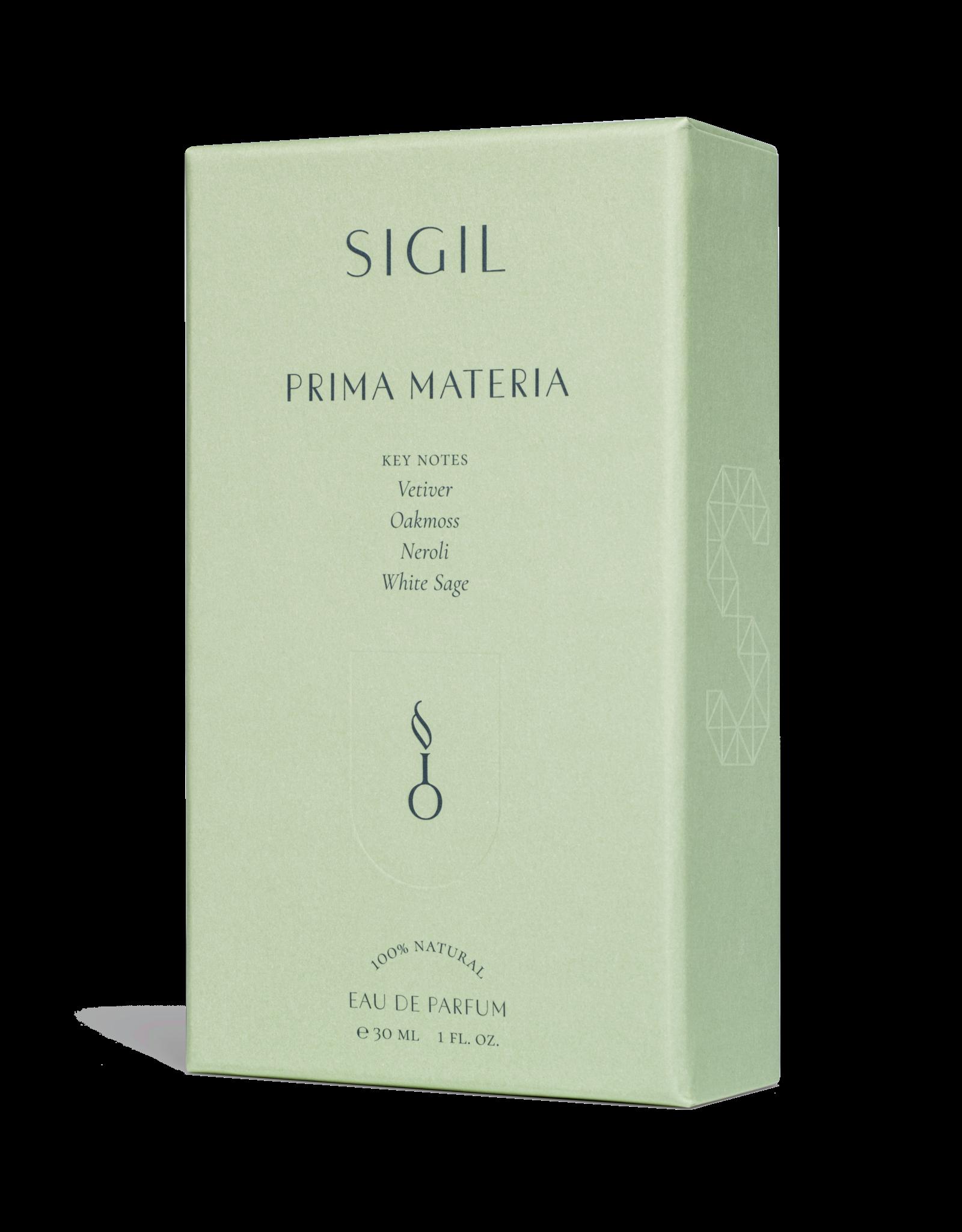 Sigil Scent Prima Materia Eau De Parfum