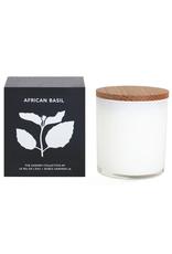 Le Feu De L'Eau African Basil Candle