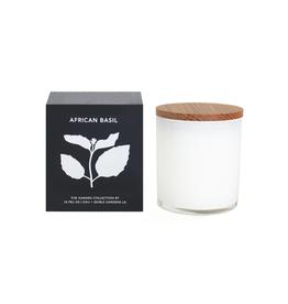 Le Feu De L'Eau Pre-Order - African Basil Candle