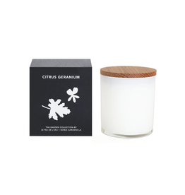 Le Feu De L'Eau Citrus Geranium Candle
