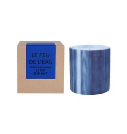 Le Feu De L'Eau Le Feu Bleu Nuit Candle | Red + Black Currant