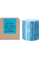 Le Feu De L'Eau Le Feu Bleu Pthalo Candle