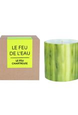 Le Feu De L'Eau Le Feu Chartreuse Candle