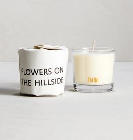 Tatine Tisane - Flowers On The Hillside