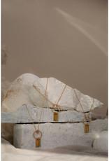 Hailey Gerrits Designs Arbutus Necklace - Pearl