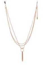 Hailey Gerrits Designs Capri Necklace - Sunstone