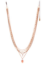 Hailey Gerrits Designs Playa Necklace - Sunstone