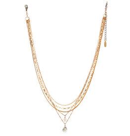 Hailey Gerrits Designs Playa Necklace - Labradorite