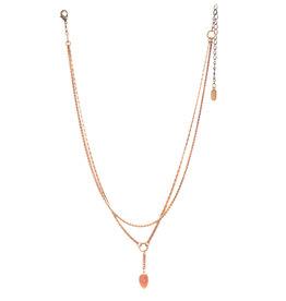 Hailey Gerrits Designs Sidra Necklace - Sunstone