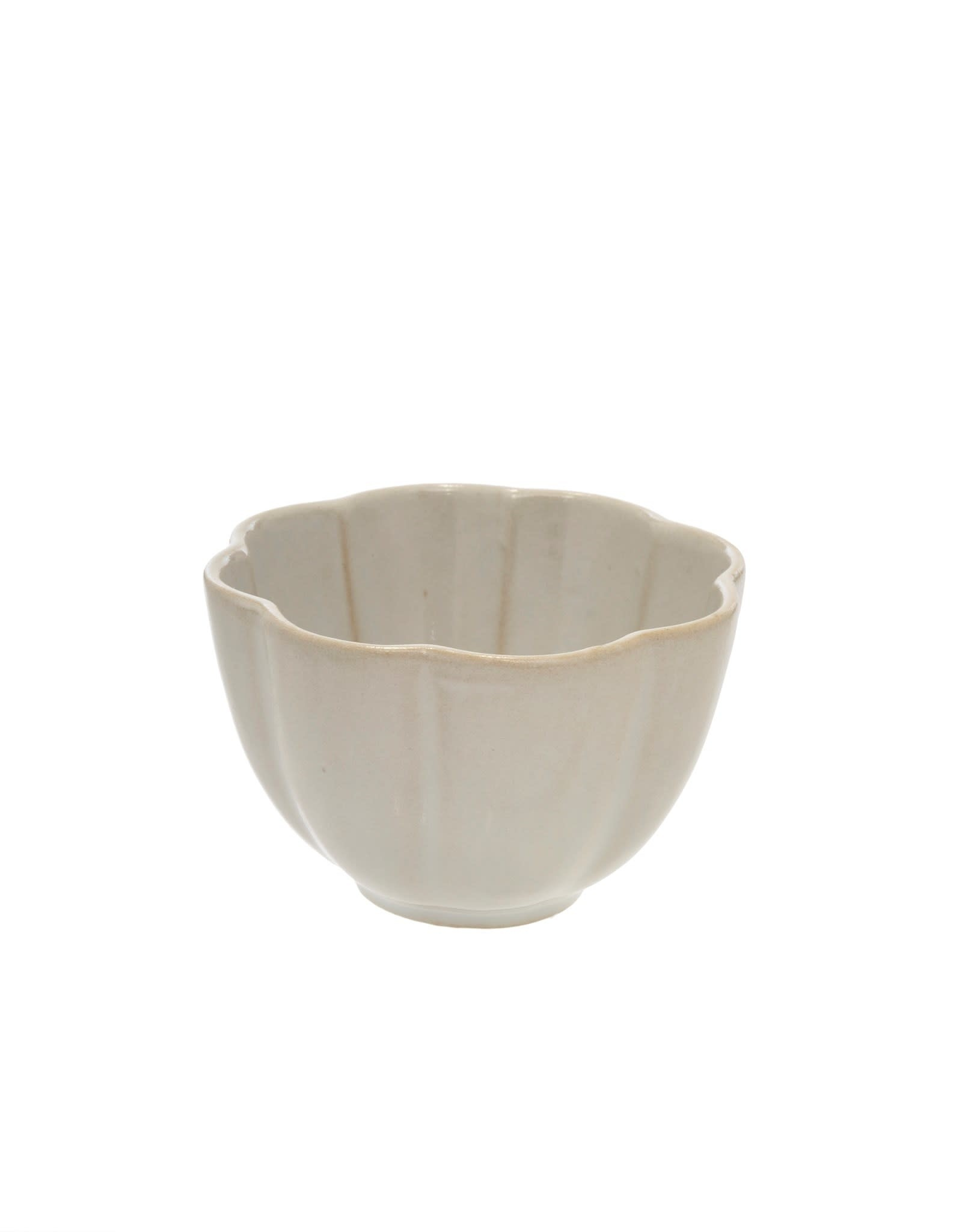 Indaba Amelia White Bowl - Small
