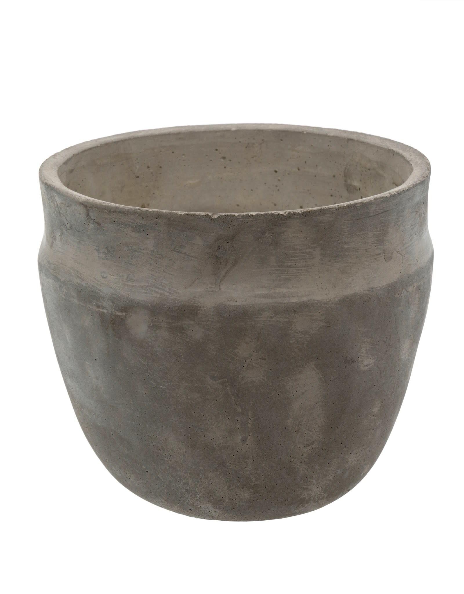 Indaba Concrete Classic Pot - XL