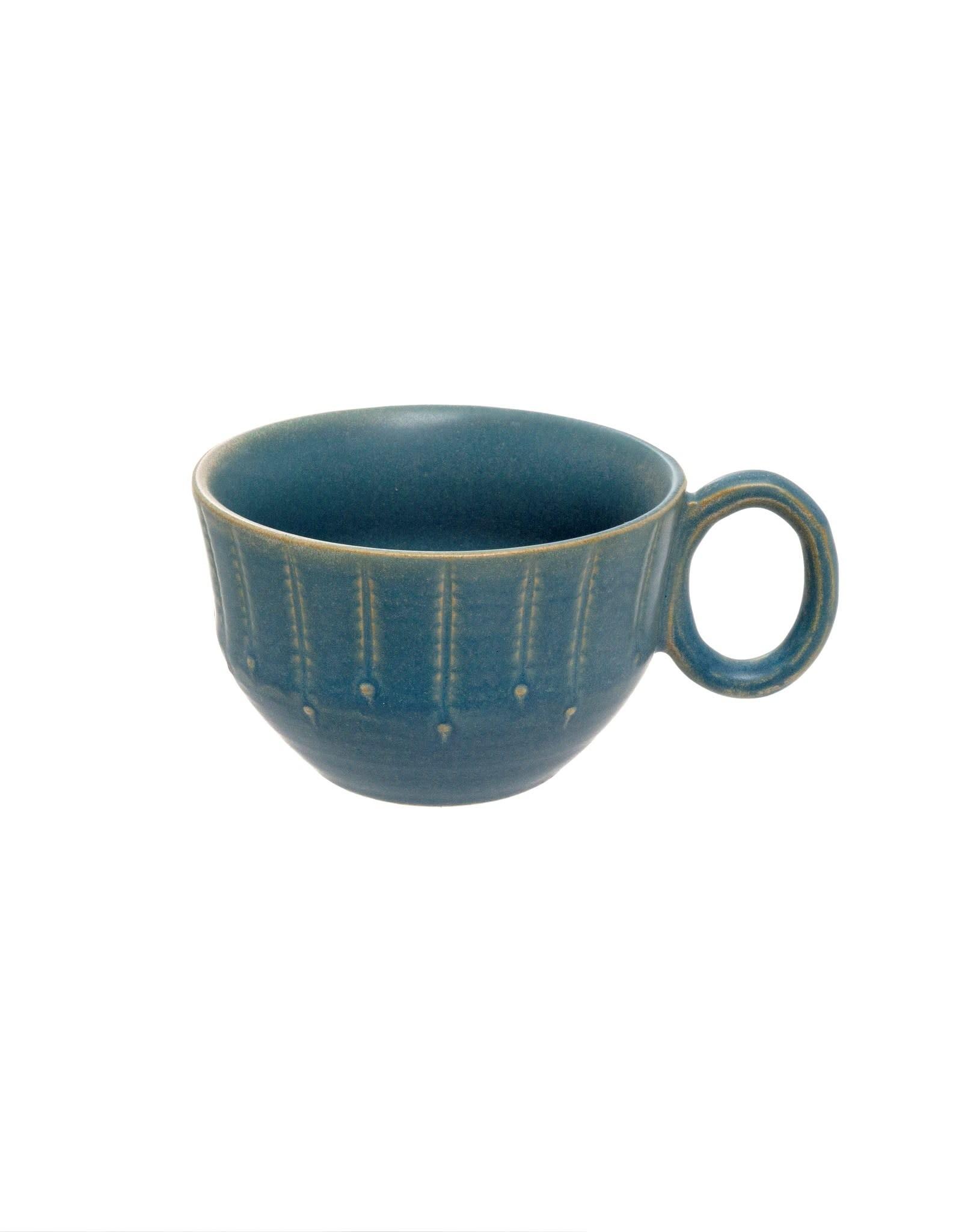 Indaba Montpellier Latte Cup - Denim