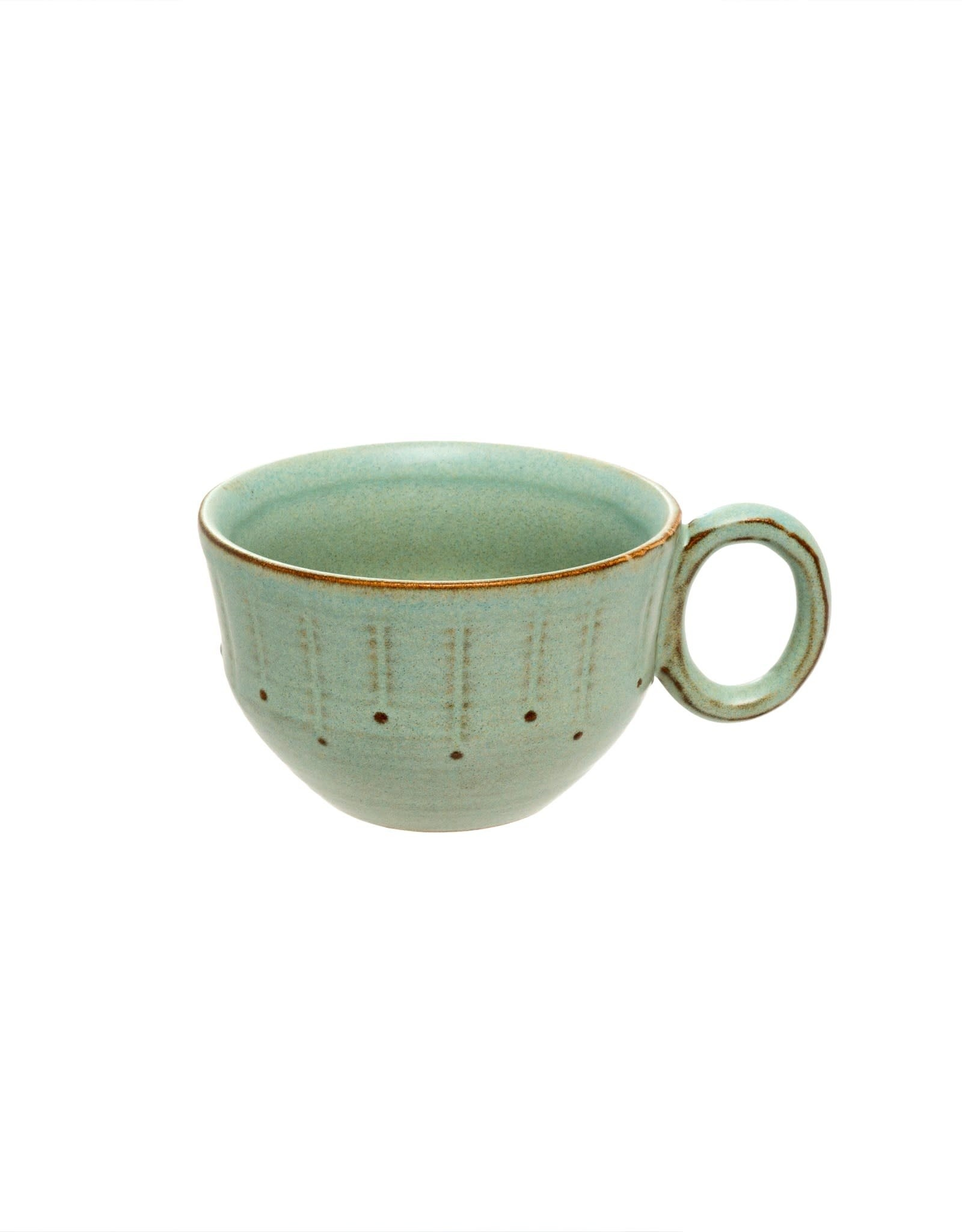 Indaba Montpellier Latte Cup - Seagreen