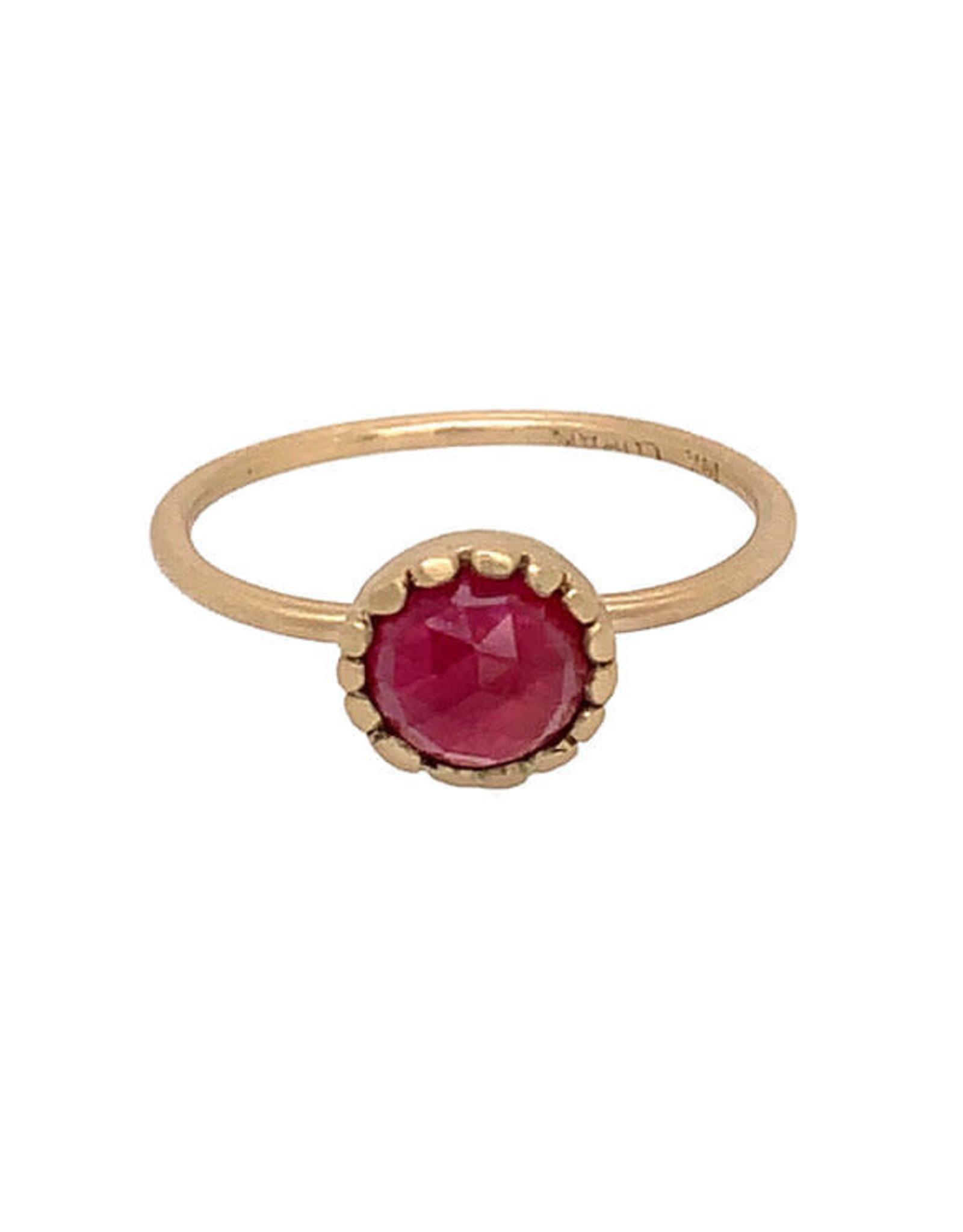 Lorak Jewelry Pebble Ring - Sz. 6.5