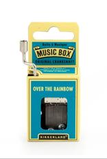 Kikkerland Over the Rainbow Music Winder