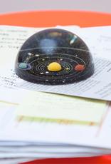Kikkerland Planetary Paperweight
