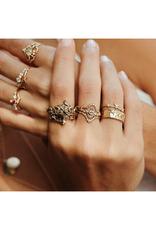 Sofia Zakia Vela Ring